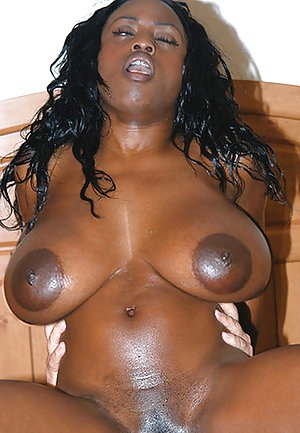 Big Ebony Tits Pictures