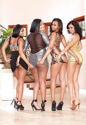 Ebony Group Sex Pictures