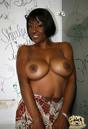 Big Ebony Nipples Pictures